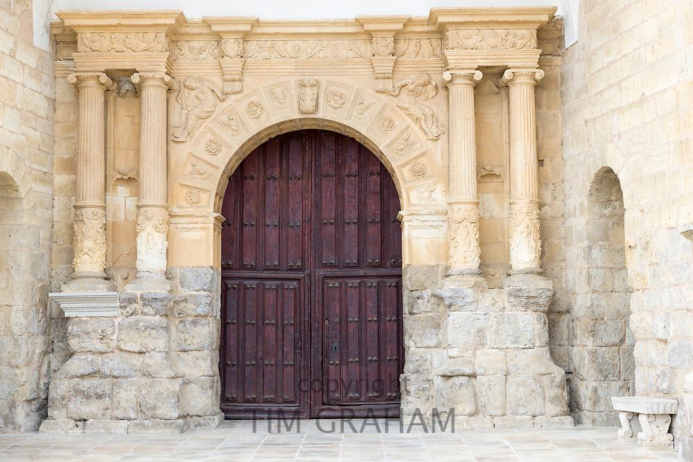 Traditional Spanish architecture Salamanca, Spain