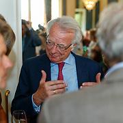 NLD/Amsterdam/20180708 - Inloop premiere Het Pauperparadijs, Jozias van Aartsen en partner Henriette Warsen
