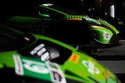 January 26-29, 2017: Rolex Daytona 24. 11 GRT Grasser Racing Team, Lamborghini Huracan GT3, Mirko Bortolotti, Christian Engelhart, Rolf Ineichen, Ezequiel Perez Companc