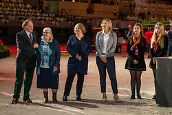 Crum family, NED, breeders of Verdades, Xavier Libbrecht, Brandtner Nadine<br /> CHI Genève 2018<br /> © Hippo Foto - Dirk Caremans<br /> 08/12/2018