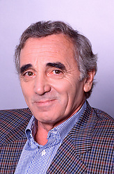 File photo taken in the 80's of Charles Aznavour. French singer and songwriter Charles Aznavour has died at 94 after a career lasting more than 80 years, The star died at one of his homes in the south east of France. The performer, born to Armenian immigrants, sold more than 180 million records and featured in over 60 films. Photo by Pascal Baril/ABACAPRESS.COM