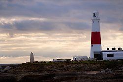 Portland Bill lighthouse, Isle of Portland, Dorset, England, UK.