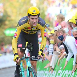 Tour de France 2020  <br /> Jumbo-Visma rider Tom Dumoulin