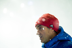January 19, 2018 - Oberstdorf, GERMANY - 180119 Clas Brede BrÅ'then, sports director of Norway, after the second round of the individual competition during the FIS Ski Flying World Championships on January 19, 2018 in Oberstdorf..Photo: Vegard Wivestad GrÂ¿tt / BILDBYRN / kod VG / 170079 (Credit Image: © Vegard Wivestad Gr¯Tt/Bildbyran via ZUMA Wire)