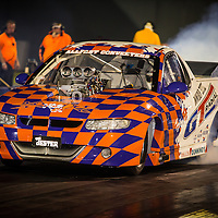 Don Freind (3498) - 'The Jester' - Holden VU Maloo Ute - Supercharged Outlaws.