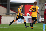 GOAL Cambridge United 1 Scunthorpe United 0 Paul Mullin celebrates scoring from the spot during the EFL Sky Bet League 2 match between Scunthorpe United and Cambridge United at Glanford Park, Scunthorpe, England on 17 October 2020.