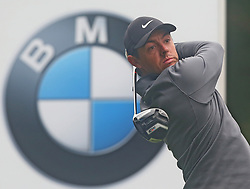 May 25, 2018 - Surrey, United Kingdom - Rory McILROY (NIR) during The BMW PGA Championship Round 2 at Wentworth Club Virgnia Water, Surrey, United Kingdom on 25 May 2018  (Credit Image: © Kieran Galvin/NurPhoto via ZUMA Press)