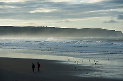 Whitby Beach North Yorkshire.September 2010 .Images © Paul David Drabble