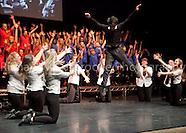 Theatretrain - 8th May 2011  I Have A Dream, Cambridge & Kings Lynn
