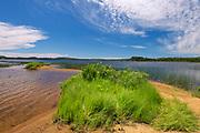 Shoreline on Lac des Sables<br />Belleterre<br />Quebec<br />Canada