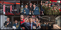 2018 Canadian Armed Forces Appreciation Night.<br /> Canadian Tire Centre, Ottawa, Canada.<br /> November 6, 2018<br /> <br /> PHOTO'S: Steve Kingsman / Freestyle Photography for Ottawa Senators