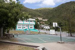 St. Dominic High School Basketball Court