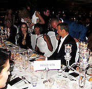 **EXCLUSIVE**.Elisabetta Gregoraci and Flavio Briatore with Vladimir Doronin and Naomi Campbell and Fawaz Gruosi..De Grisogono Jewerly Party - Inside..Special Performance by Singer Cheryl Cole..2010 Cannes Film Festival..Hotel Du Cap..Cap D'Antibes, France..Tuesday, May 18, 2010..Photo ByiSnaper App/ CelebrityVibe.com.To license this image please call (212) 410 5354; or Email:CelebrityVibe@gmail.com ;.website: www.CelebrityVibe.com.