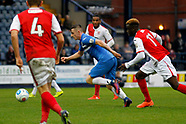 Stockport County FC 0-1 Kidderminster Harriers FC 29.10.16