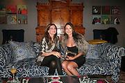 Nathalie Massenet and Tamara Mellon, The Esquire and Glenmorangie Man At the Top Awards 2007. The Haymarket Hotel London. 5 November 2007. -DO NOT ARCHIVE-© Copyright Photograph by Dafydd Jones. 248 Clapham Rd. London SW9 0PZ. Tel 0207 820 0771. www.dafjones.com.