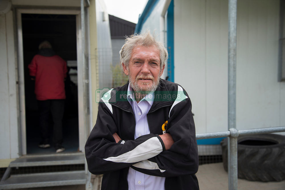 """Joe Perez, 72, a retired sea captain, originally from Spain, is being sheltered by Night Shelters' extended facilities in Somerset West, during the government-mandated lockdown in South Africa. <br /> When the lockdown started on March 27, everyone was told to stay at home. The police asked Perez and a few other people he was staying with on the streets with to get ready for a bus ride to a central mass shelter here in Cape Town. But the buss never came, so the retiree was taken care of by Night Shelter here in Somerset West, he explains, today, Tuesday, April 21, 2020. <br /> The retiree has been homeless for nine months, since he arrived in South Africa and was robbed upon arrival. His passport, money and credit cards were stolen. That's why he ended up on the streets (or sand dunes) of South Africa, he explains. """"That's when I was robbed the first time,"""" he said. """"And they kept robbing me. I'm old and I'm a soft target."""" <br /> Perez, who lives in Namibia, says he's been waiting for his new passport to arrive by boat from Spain. It's now at the embassy, and he hopes to retrieve it and a flight home to Namibia, where he resides, as soon as lockdown is over. While the heart patient very much appreciates all that the shelter staff has done for him, Perez never wants to come back to South Africa. """"South Africa will never see me again because of the crime, the skollies, and the drugs,"""" he says. But Perez says he's made two life-long friends on the streets whom he wants to bring home with him. PHOTO: EVA-LOTTA JANSSON"""