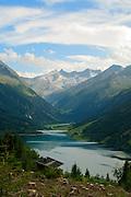 Austria, Tyrol Gerlos Dam
