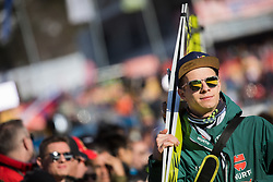 Andreas Wellinger (GER) during  the Ski Flying Hill Individual Competition at Day 2 of FIS Ski Jumping World Cup Final 2019, on March 22, 2019 in Planica, Slovenia. Photo Peter Podobnik / Sportida