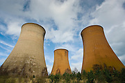 Rugeley Power Station, Staffordshire, United Kingdom