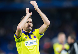 Aleksander Rajcevic of Maribor after the football match between Chelsea FC and NK Maribor, SLO in Group G of Group Stage of UEFA Champions League 2014/15, on October 21, 2014 in Stamford Bridge Stadium, London, Great Britain. Photo by Vid Ponikvar / Sportida.com