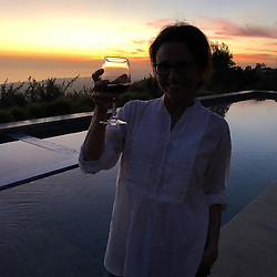 """Julia Louis-Dreyfus releases a photo on Instagram with the following caption: """"A backlit welcome to 2019."""". Photo Credit: Instagram *** No USA Distribution *** For Editorial Use Only *** Not to be Published in Books or Photo Books ***  Please note: Fees charged by the agency are for the agency's services only, and do not, nor are they intended to, convey to the user any ownership of Copyright or License in the material. The agency does not claim any ownership including but not limited to Copyright or License in the attached material. By publishing this material you expressly agree to indemnify and to hold the agency and its directors, shareholders and employees harmless from any loss, claims, damages, demands, expenses (including legal fees), or any causes of action or allegation against the agency arising out of or connected in any way with publication of the material."""