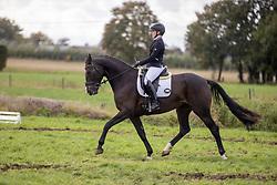 De Keersmaecker Jolien, BEL, Morumbi CD<br /> Nationaal Kampioenschap LRV <br /> Paarden Dressuur - Oudenaarde 2020<br /> © Hippo Foto - Dirk Caremans<br /> 04/10/2020
