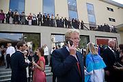 BOB ARNOT, Romeo and Juliette at the Felsenreitschule, Amadeus Weekend. Salzburg. 22 August 2008.  *** Local Caption *** -DO NOT ARCHIVE-© Copyright Photograph by Dafydd Jones. 248 Clapham Rd. London SW9 0PZ. Tel 0207 820 0771. www.dafjones.com.