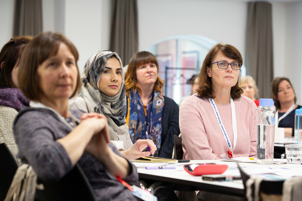 11/03/2020 Leeds - The Cloth Hall - Royal College of Midwives - Research Conference RCM - Royal College of Midwives Conference in Leeds. 2020