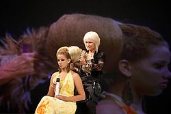 Megashow Insolente Sedução, da Intercoiffure Argentina na HAIR BRASIL 2011 - 10 ª Feira Internacional de Beleza, Cabelos e Estética, que acontece de 02 a 05 de abril no Expocenter Norte, em São Paulo. FOTO: Jefferson Bernardes/Preview.com