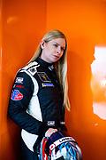 January 22-26, 2020. IMSA Weathertech Series. Rolex Daytona 24hr. #19 GEAR Racing powered by GRT Grasser, Lamborghini Huracan GT3, Christina Nielsen