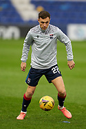 Jordan Tillson during the Scottish Premiership match between Ross County FC and St Johnstone FC at the Global Energy Stadium, Dingwall, Scotland on 2 January 2021