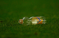 Photo: Jed Wee/Sportsbeat Images.<br /> Sunderland v Aston Villa. The FA Barclays Premiership. 15/12/2007.<br /> <br /> A Fanta bottle thrown onto the pitch following Aston Villa's equaliser.