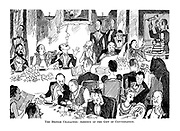 The British Character: Absence of the Gift of Conversation.