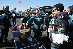 NFC Divisional Playoff Game: Philadelphia Eagles vs Atlanta Falcons at Lincoln Financial Field