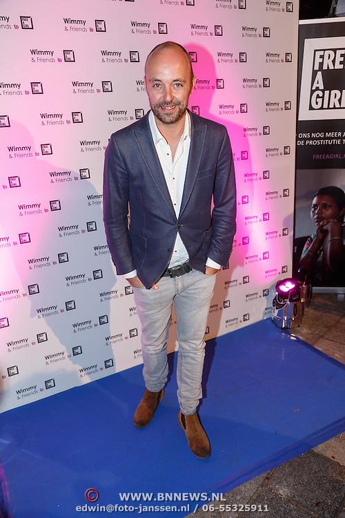 NLD/Laren/20151101 - 10de Free a Girl gala 2015, Niels Geusenbroek