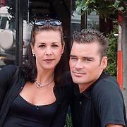 Winterpresentatie 1999 SBS6, Annemarie Postma en Jeroen van der Boom