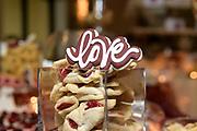 Youngstown wedding reception cookie table by Tallmadge wedding photographer, Akron wedding photographer Mara Robinson Photography