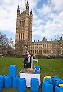 Therese Coffey MP. Marking World Water Day, over 40 MP's walked for water at Westminster, London at an event organised by WaterAid and Tearfund. Globally hundreds of thousands of people took part in the campaign to raise awareness of the world water crisis.
