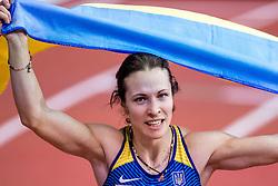 05-03-2017  SRB: European Athletics Championships indoor day 3, Belgrade<br /> Olesha Povh UKR pakt het zilver op de 60 meter in 7.10