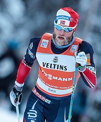 27.11.2016, Nordic Arena, Ruka, FIN, FIS Weltcup Langlauf, Nordic Opening, Kuusamo, Herren, im Bild Martin Johnsrud Sundby (NOR) // Martin Johnsrud Sundby of Norway during the Mens FIS Cross Country World Cup of the Nordic Opening at the Nordic Arena in Ruka, Finland on 2016/11/27. EXPA Pictures © 2016, PhotoCredit: EXPA/ JFK