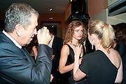 MARINA TESTINO; NATALIA VODIANOVA; KATE WINSLET, Mario Testino exhibition.  Hosted by Vanity Fair Spain and Lancome. Thyssen-Bornemisza Museum (Paseo del Prado 8, Madrid.20 September 2010.  -DO NOT ARCHIVE-© Copyright Photograph by Dafydd Jones. 248 Clapham Rd. London SW9 0PZ. Tel 0207 820 0771. www.dafjones.com.