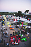 October 11-13, 2018: IMSA Weathertech Series, Petit Le Mans: Atmosphere at Petit Le Mans