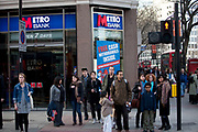 Britain's first new High Street bank in over 100 years offers banking focused on the Customer. Metro Bank will be introducing Customers to unparalleled levels of service and convenience. This unique retail banking model, created by Metro Bank's founder Vernon W. Hill, revolutionised banking in the United States.