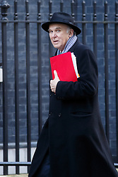 © licensed to London News Pictures. London, UK 04/02/2014. Business Secretary Vince Cable attending to a cabinet meeting in Downing Street on Tuesday, 4 February 2014. Photo credit: Tolga Akmen/LNP