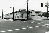 1974 Samuel Goldwyn Studios at Santa Monica Blvd. & Formosa Ave.