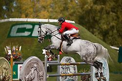 Goffinet Thierry, BEL, Artuur Jh Z<br /> Spruce Meadows Masters - Calgary 2017<br /> © Hippo Foto - Dirk Caremans<br /> 10/09/2017,
