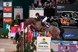Karlsson Irma, SWE, Chacconu<br /> Leipzig - Partner Pferd 2019<br /> © Hippo Foto - Dirk Caremans