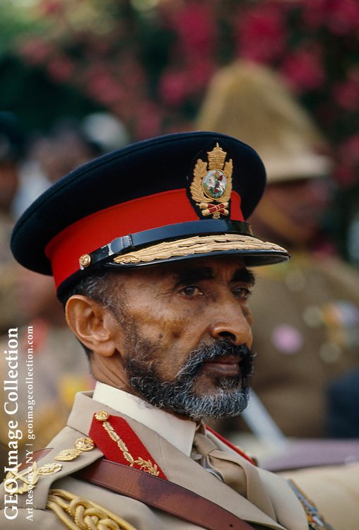 Emperor Haile Selassie voluntarily granted his people a constitution.