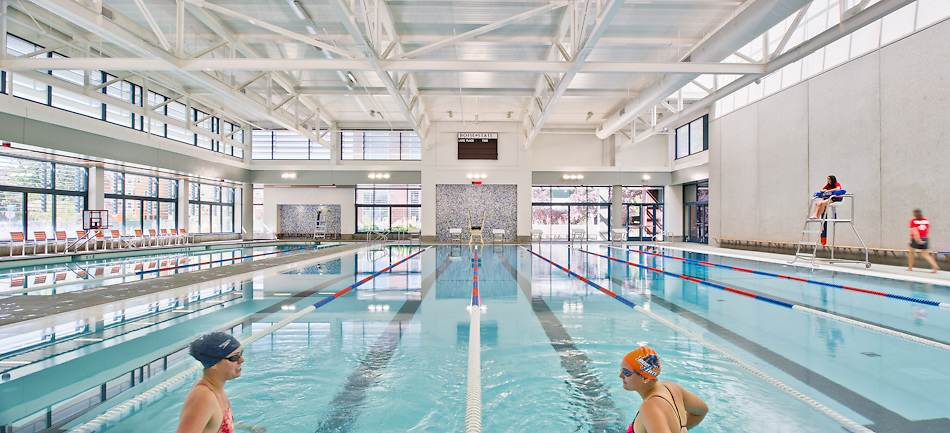 Boise State University Recreation Center - YGH Architecture