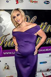 LOS ANGELES, CA - SEPTEMBER 2 Rosie Riviera attends the purple carpet of Latina International Beauty Convention at The LA Hotel l in downtown Los Angeles on Friday night 2016 September. Byline, credit, TV usage, web usage or linkback must read SILVEXPHOTO.COM. Failure to byline correctly will incur double the agreed fee. Tel: +1 714 504 6870.